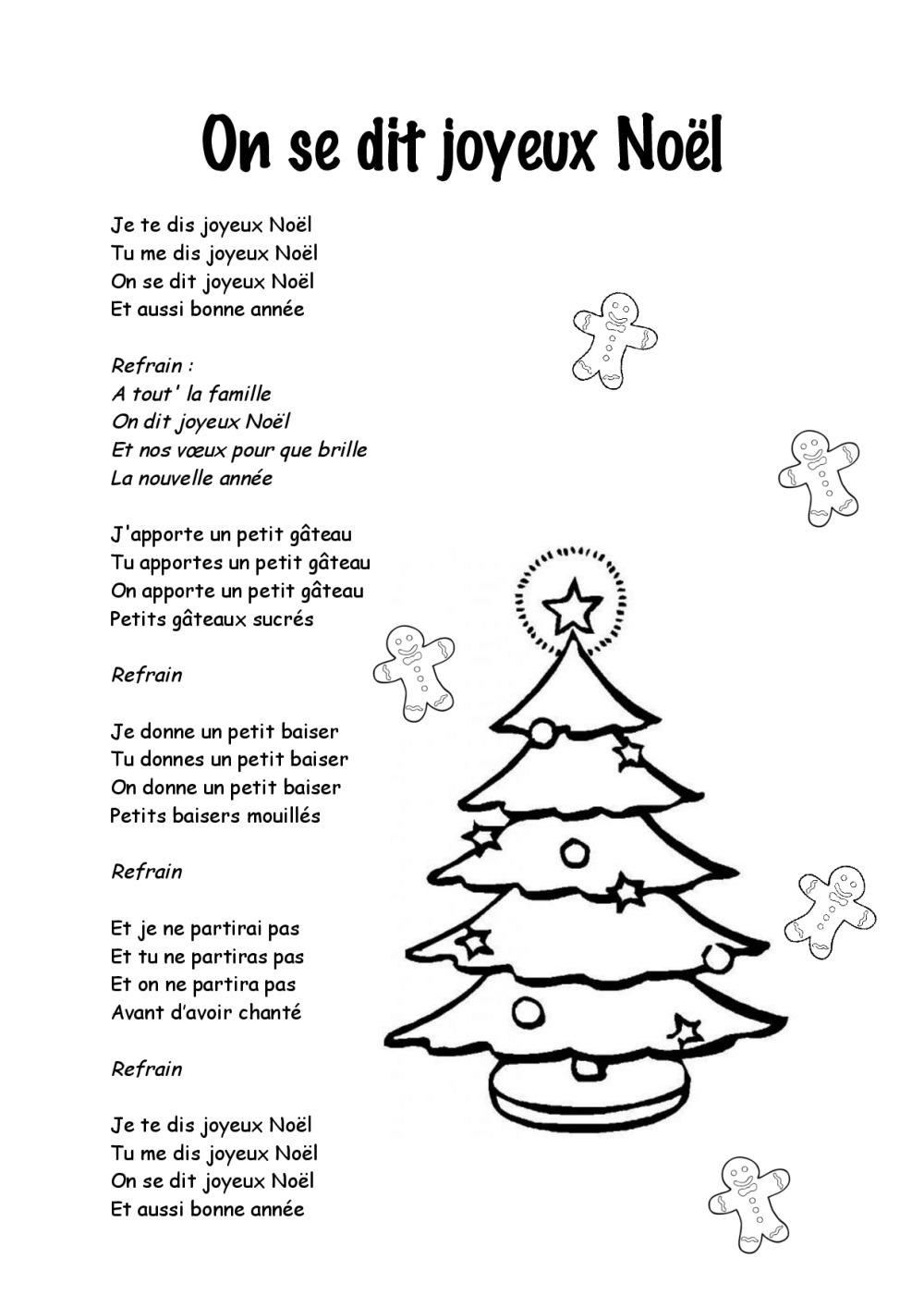 Paroles Chansons De Noël Bdrp